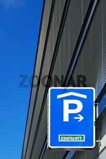 Parkhaus - Multi-storey car park