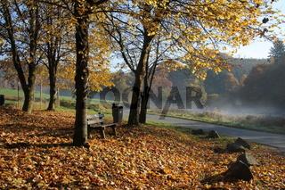 Herbststimmung im Wendinger Tal