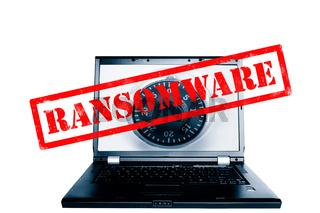 Ransomware computer lock