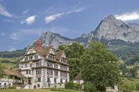 Ital-Reding-house in Schwyz