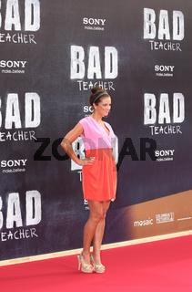 Kerstin Linnartz - Bad Teacher Premiere Berlin