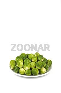 Rosenkohl ,Brassica oleracea