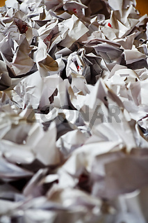 papier, abfall
