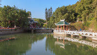Shu Zhuang Park At Gulangyu Island