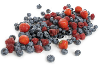 berry mixture
