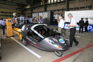 Elektro Auto, Challenge Bibendum 2011 Berlin Tempelhof
