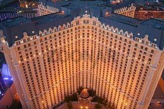 Paris Hotel Casino, Las Vegas, Nevada