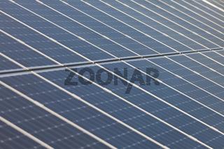 Solarzellendetail