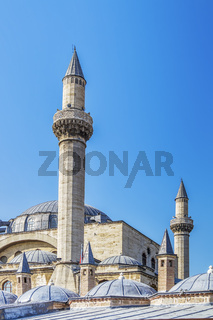 Mevlana Museum, Konya, Anatolia, Turkey