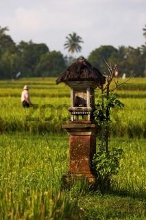Opfergaben-Häuschen, Sacrificial Shrine