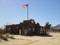 post office at Pioneertown, Twentynine Palms, CA,