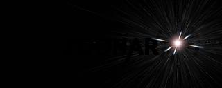 Futuristic glowing light flare background design illustration