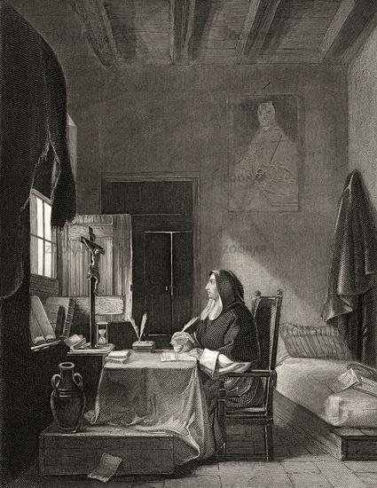 Girolamo Hieronymus Savonarola, 1452-1498, an Italian Dominican and preacher of repentance