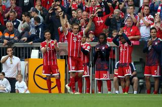 1. BL: 16-17 - 34. Spieltag - FC Bayern München vs  SC Freiburg