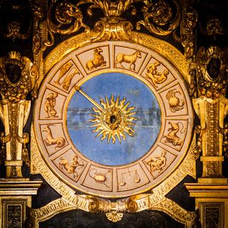 Astronomical Clock detail