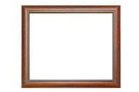 Retro frame
