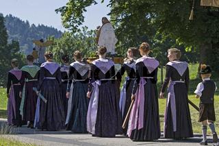 Prozession in Oberbayern