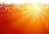 Abstract sparkling seasonal / christmas background