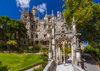 Castle Quinta da Regaleira - Sintra Portugal