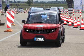Challenge Bibendum 2011 Berlin Tempelhof