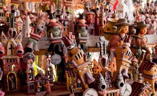 Kunsthandwerk / Artwork In Peru
