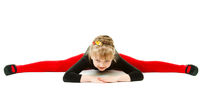 Splits exercise