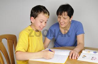 Hausaufgaben Schulaufgaben Homework Schoolwork