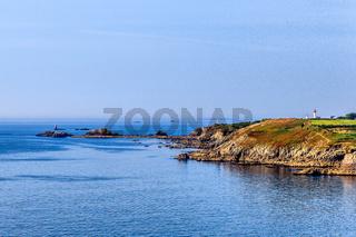 Lighthouse near Le Conquet