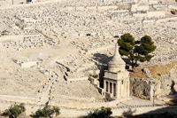 Kidron Valley and the Mount of Olives