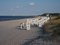 Seaside resort Bansin/Usedom Germany
