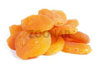 Dried apricots