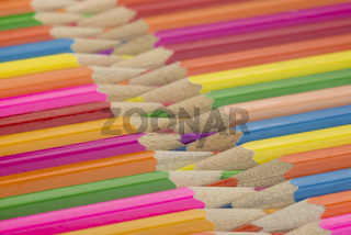 Crayons as background picture