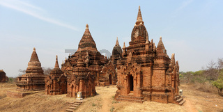Unknown Temple in Bagan