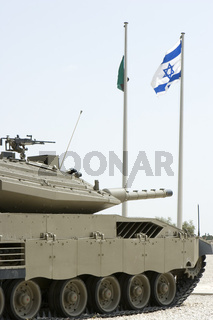 Merkava Mk 3 Baz Main Battle Tank