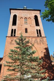 Johannes Kathedrale in Kamien Pomorski, Cammin in Pommern