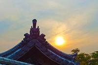 Nara Sunset