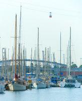 Port Well marina. Barcelona, Spain