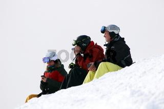 FIS Weltcup Snowboard SBX Feldberg - Sonntag