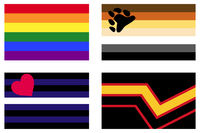 LGBT Gay Pride Flags and Banners