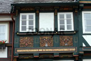 Bäcker Gildehaus - Fachwerkhaus in der historischen Altstadt