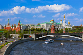 Kremlin - Moscow Russia
