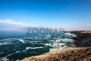 Juan Lopez Beach, La Portada National Reserve, Chilean Coast