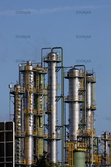 Leuna Werke - Total Raffinierie