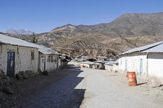 Socoroma village