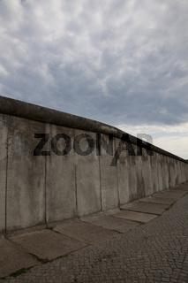 Ei Stück der Mauer von Berlin