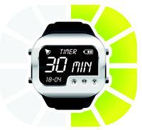 digital watch timer 30 minutes