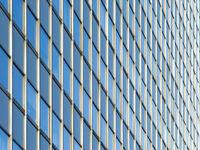 modern city building facade