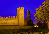 Montagnana medieval town in Italy