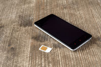 Smartphone and SIM card