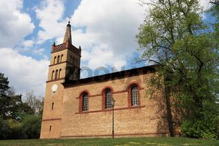 Dorfkirche Petzow